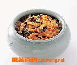 腌咸菜洋姜的做法